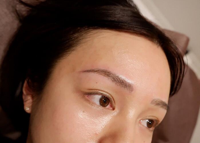 エムビューティクリニックの眉毛アートメイク